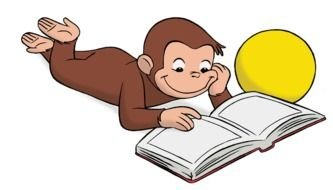 cute Curious George drawing