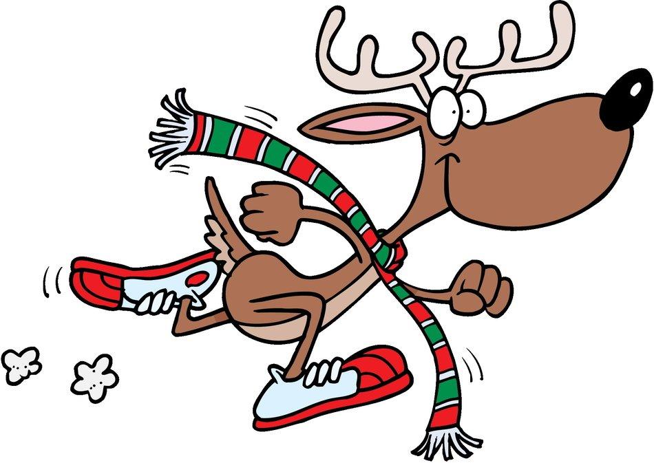 2010 Jingle Bell 5k Run Walk Rrp Timing Free Image