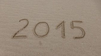 the inscription on the sand 2015