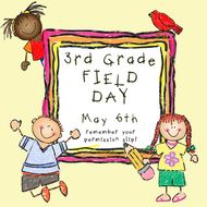 Elementary Field Days Clip Art N2