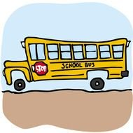School Bus Clip Art N2