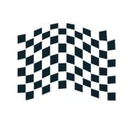 Chequered Flag drawing