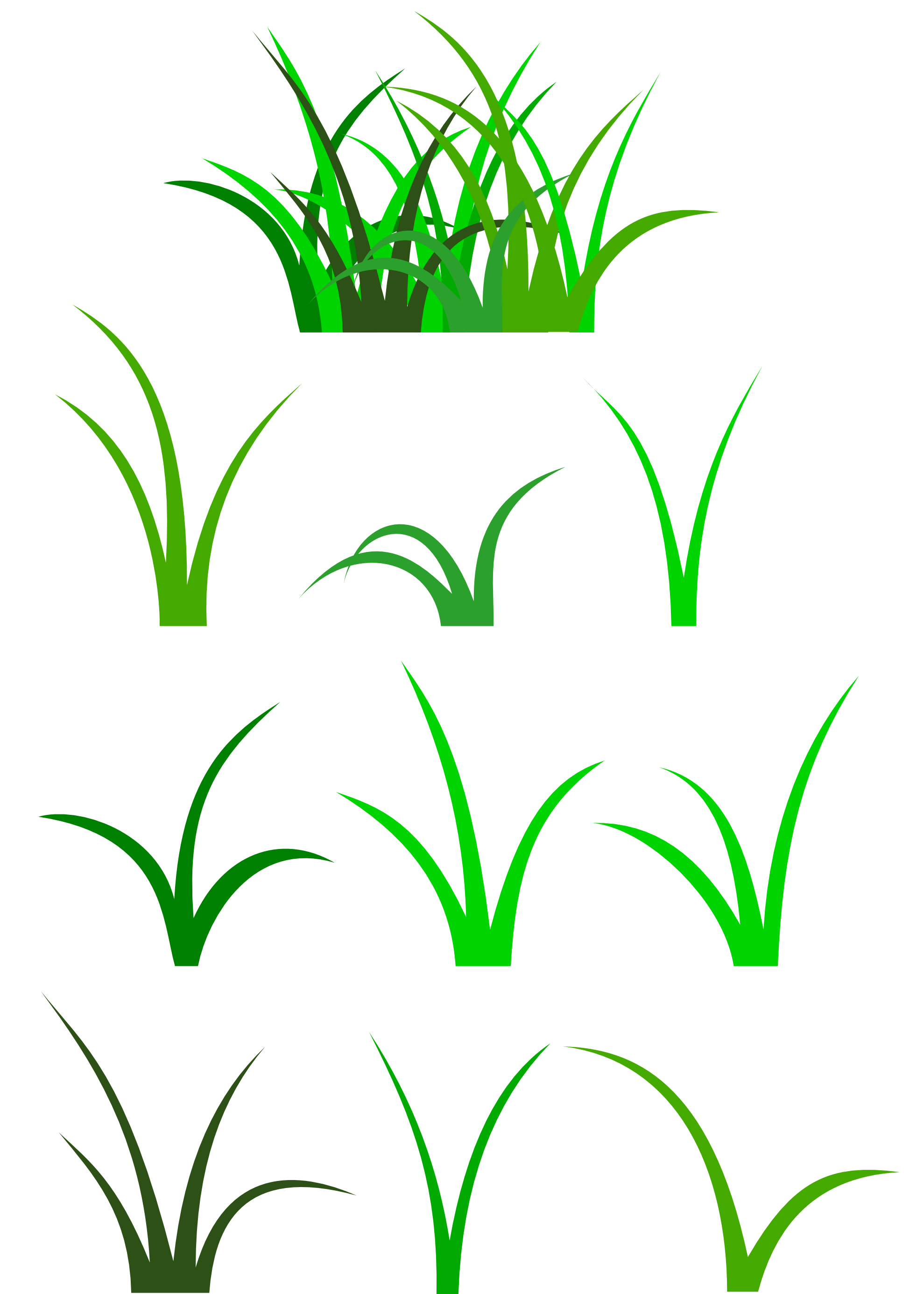 grass clip art free clipart panda free clipart images - HD 1979×2771