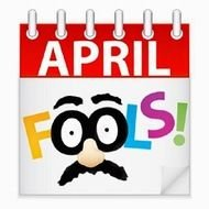 April calendar clipart