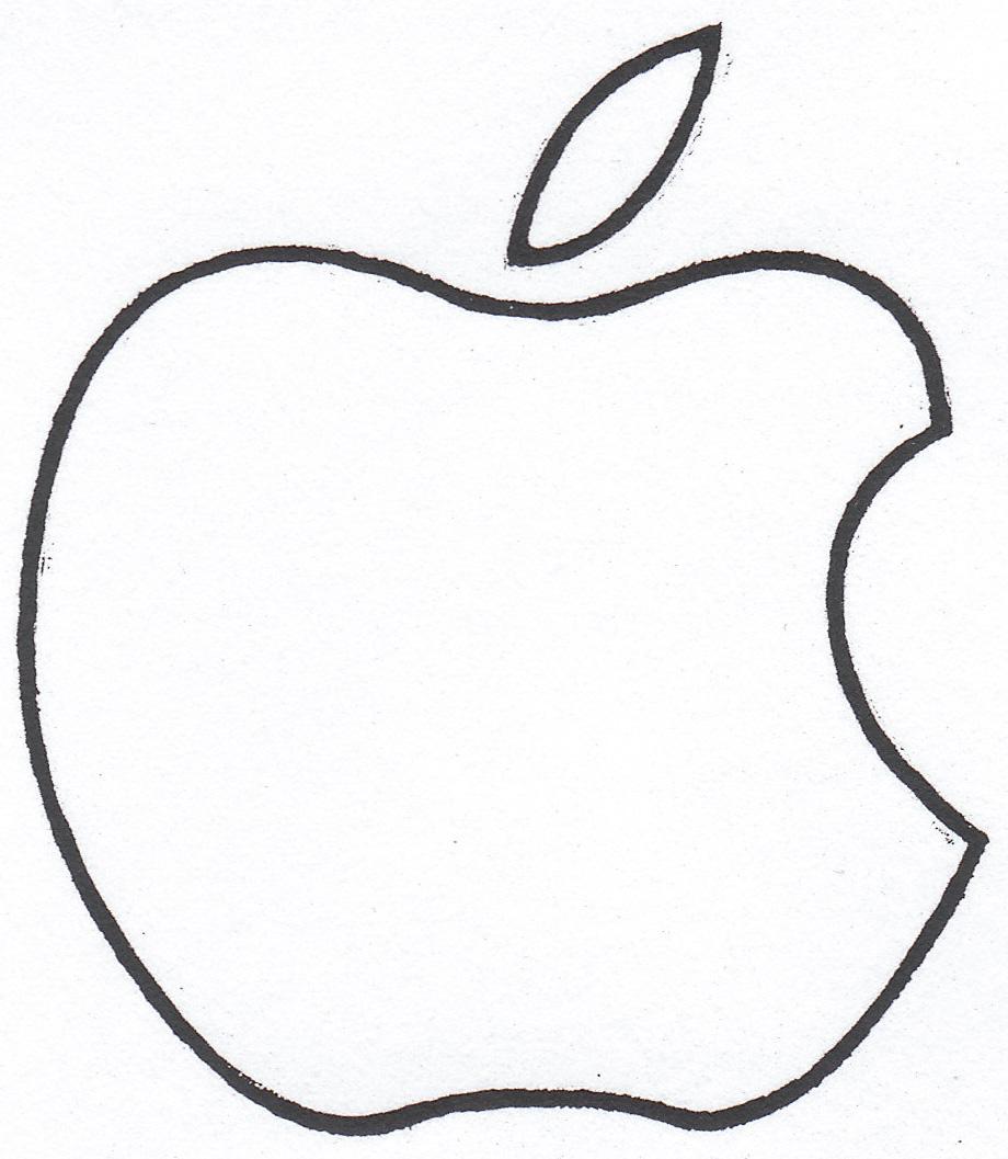 Уборка квартире, яблоко открытка шаблон