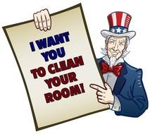 Uncle Sam We Want You Best drawing