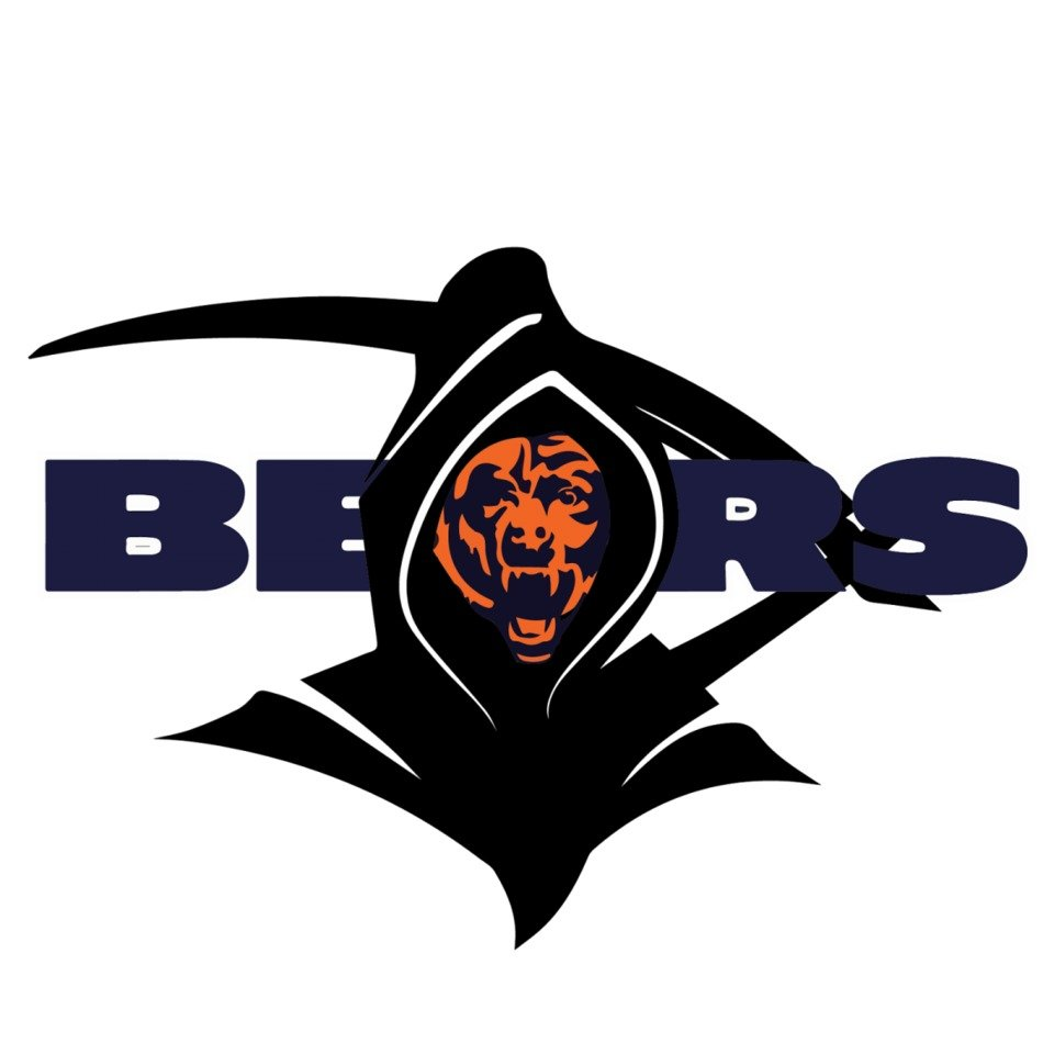logo with a bear