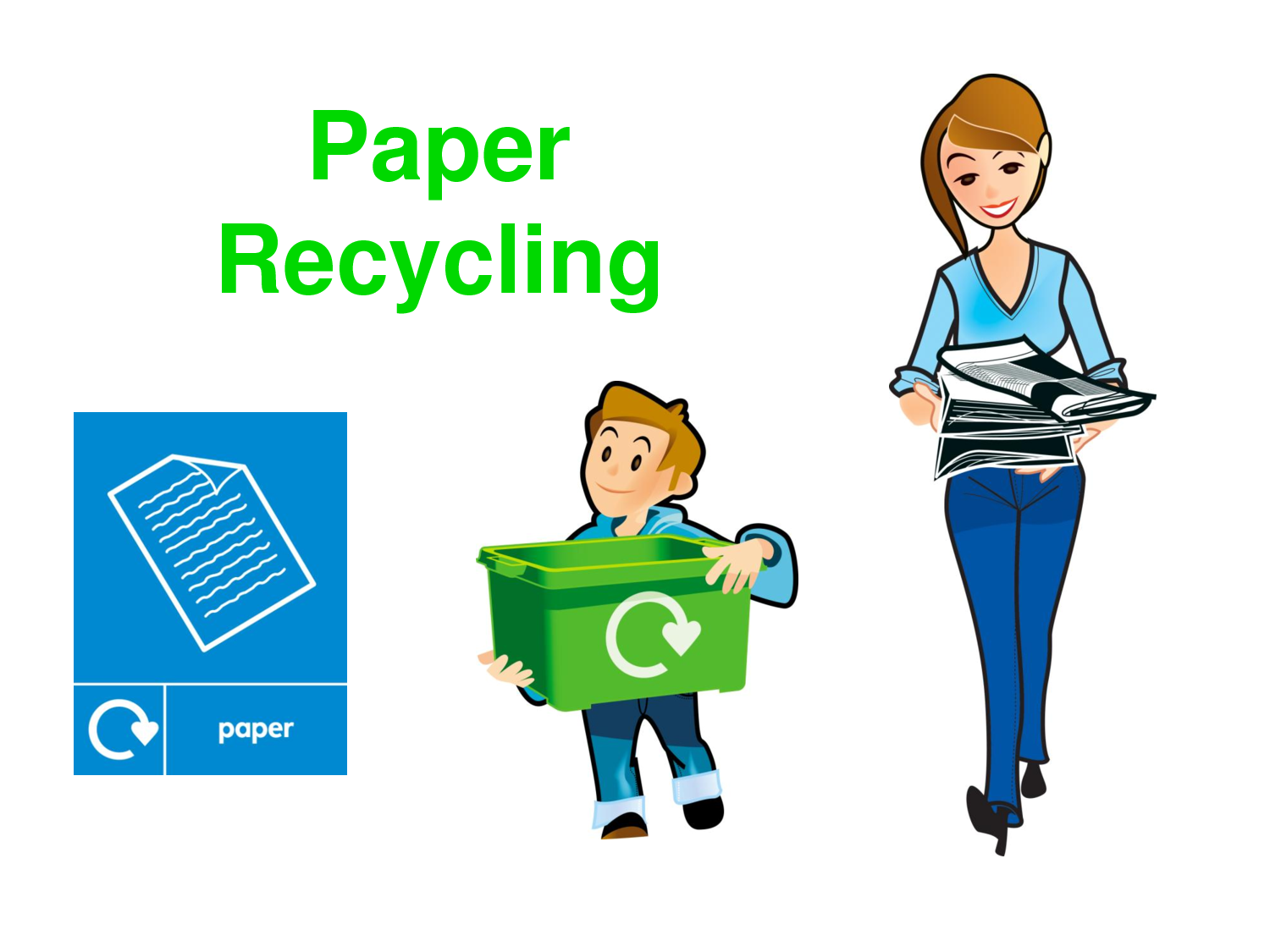essays on recycling paper In fact trees are our natural assets, you can converse trees by recycling the paper products we can minimize the number of trees cut down a year.