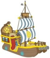 Free Pirate Ship Frees That You Can Download To clipart