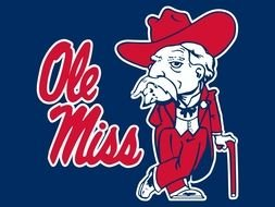 ole miss drawing