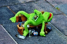 drunk soft kermit