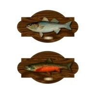 trophy boards with trout
