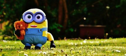 soft minion toy