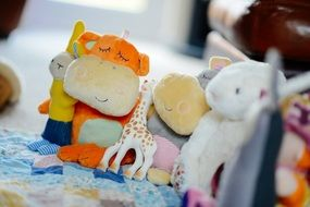 soft plush toy animals