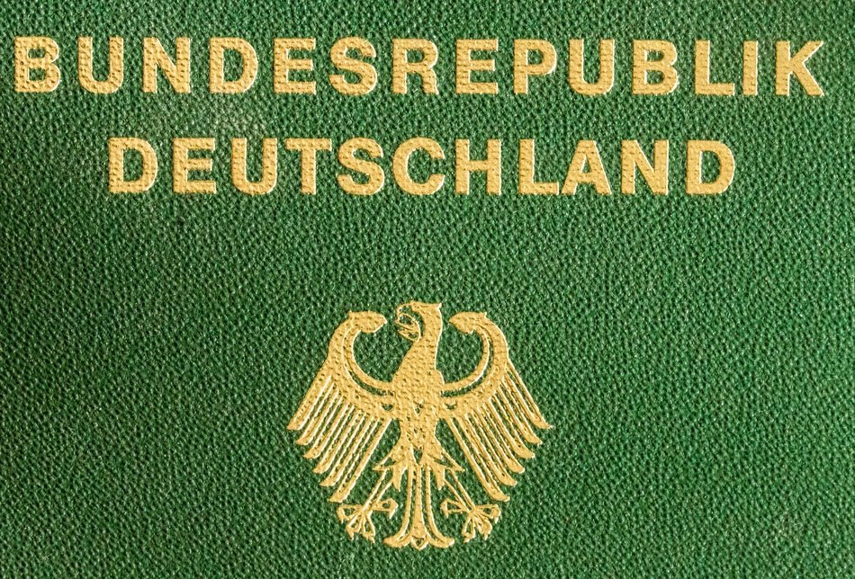 Federal Republic Of Germany drawing