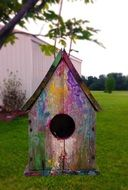 unmatched Birdhouse