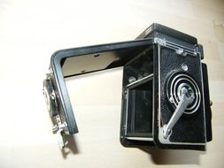 antique camera 1958 release