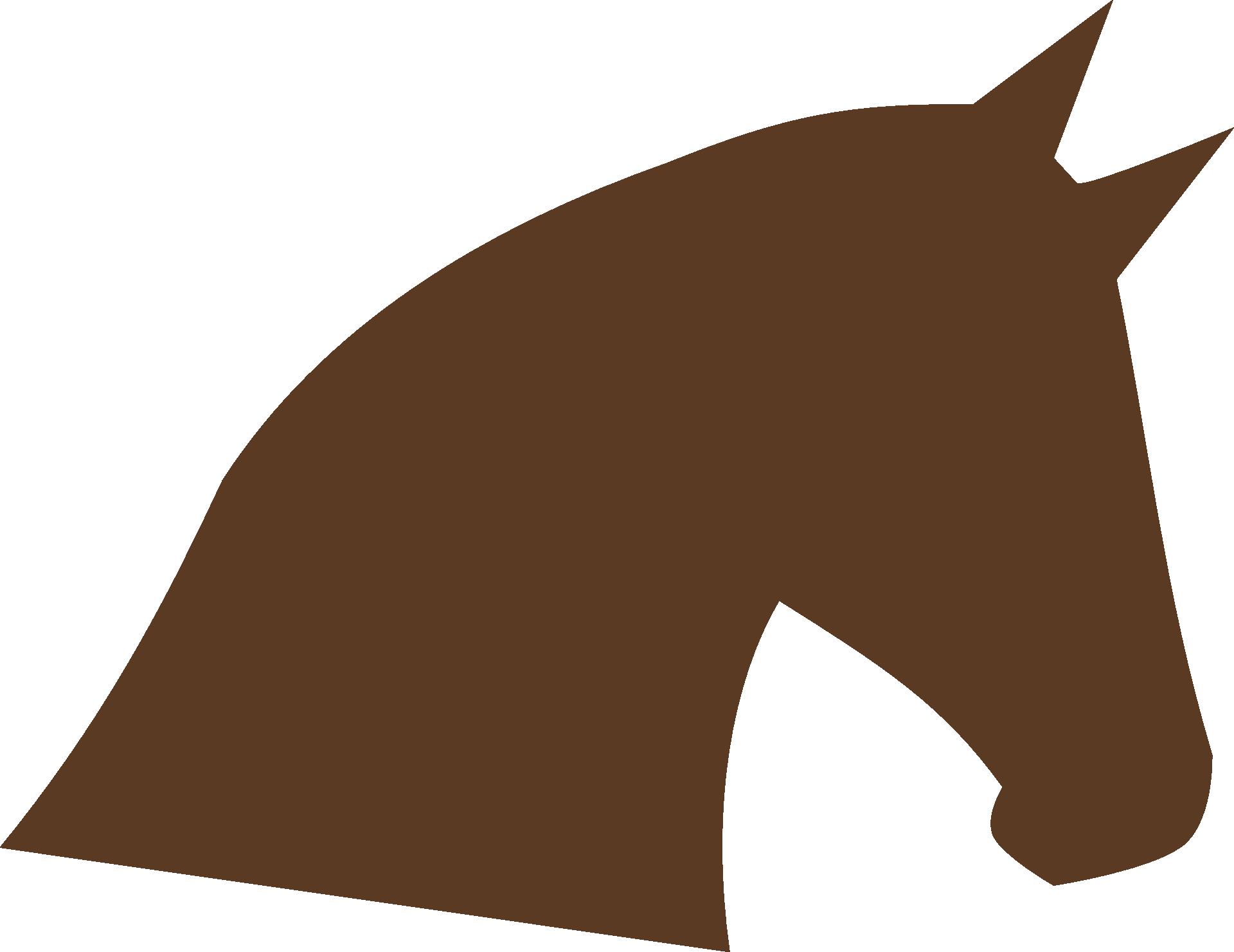 картинка головы коня иногда