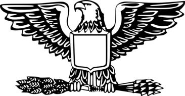 eagle as an emblem