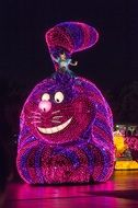 Lighting Cheshire Cat