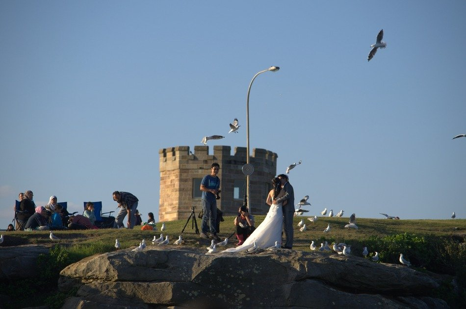 wedding in New South Wales