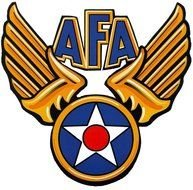 clipart of the Air Force Association Logo