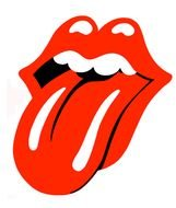 Rolling Stones Logo drawing