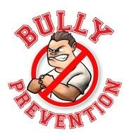 Stop Bullying, prohibition sign
