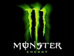 monsters energy drink logo