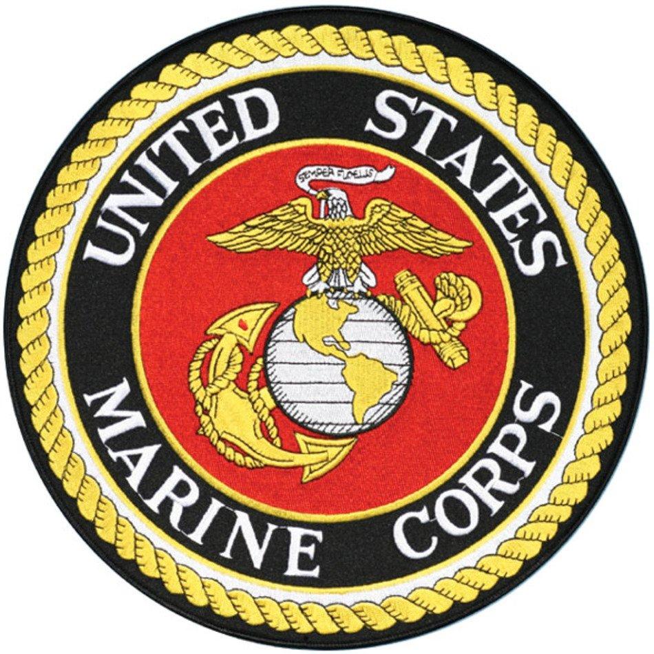 Image result for us marines logo