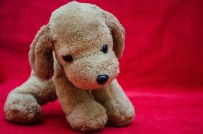 Puppy Dog, Soft Toy