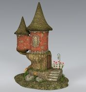 statue of Troll Towers