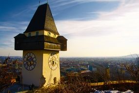 Styria Clock Tower