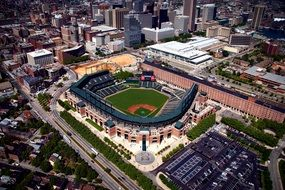 baseball stadium camden yard