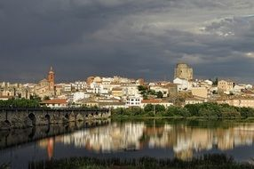 province in spain near the river