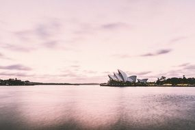 Opera House on Harbour, australia, Sydney