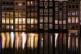 Netherlands Amsterdam canals