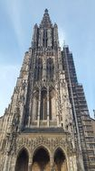 tower of ulm cathedral