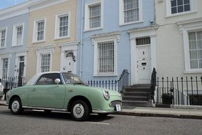 Elegant Car Notting Hill
