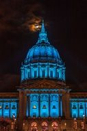 San Francisco City Hall landmark