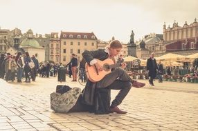 Streets Musician