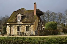 house in french province