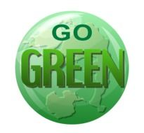 go Green Environmental drawing