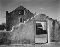 religious building in Taos, New Mexico