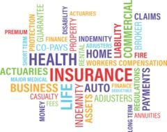 graphic insurance terms