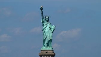 statue of liberty in america