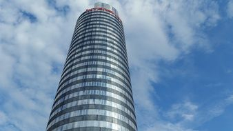 Intershop tower in Jena