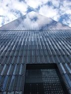 One World Trade Center in Manhattan in New York