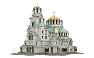 Tourist Attractions Alexander Nevsky Cathedral