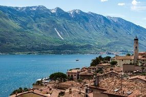 Italy Lake View Garda Home